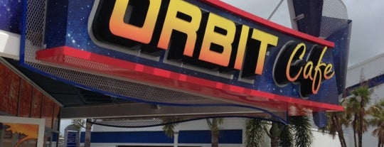 Orbit Cafe is one of Kennedy Space Center.