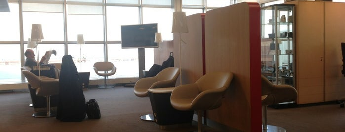 Air France Lounge is one of Geneva (GVA) airport venues.