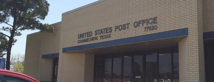 US Post Office is one of Posti che sono piaciuti a Tania.