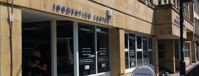 Innovation centre is one of Gespeicherte Orte von ♭Ξ ℳ♭Ξ Ƙ.