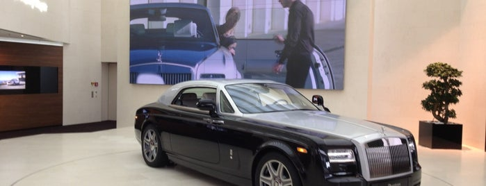 Rolls-Royce Motor Cars is one of Muinch.