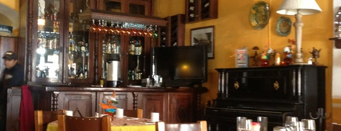 La Rinconada is one of Posti che sono piaciuti a Guillermo.