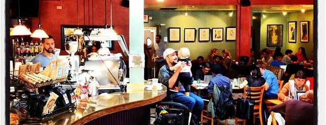Tryst is one of Independent Coffee in Washington, DC.