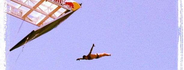 Red Bull Cliff Diving Boston is one of Harvey'in Kaydettiği Mekanlar.