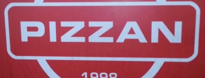 Pizzan is one of Posti salvati di N..
