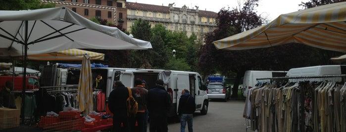 Mercato di Piazza Benefica is one of Torino.