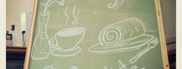 Rocambole Café is one of André : понравившиеся места.