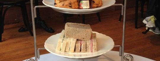 The London Tea Room is one of Lieux sauvegardés par Sophie.