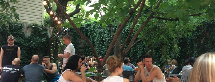 Spuyten Duyvil is one of The Best Places to Drink Outdoors in New York.