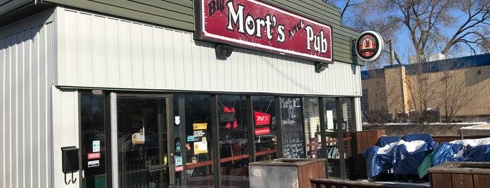 Mort's Pub is one of Stef'in Beğendiği Mekanlar.