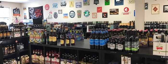 Craft Beer Cellar Nashua is one of Lieux qui ont plu à Dav.