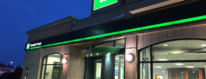 TD Canada Trust is one of Mike's Liked Places.
