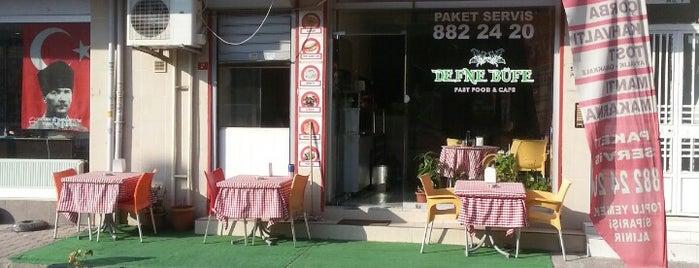 Defne Büfe Fastfood & Cafe is one of Alperen'in Beğendiği Mekanlar.