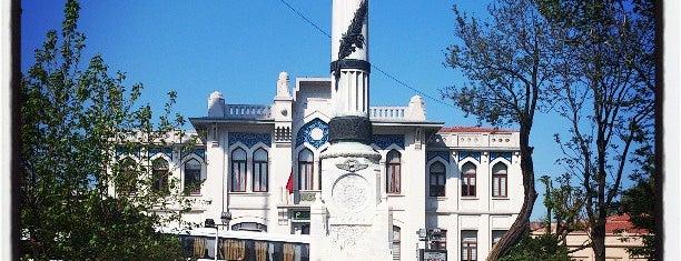 İtfaiye Parkı is one of Posti salvati di Salih.