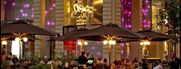 Medusa Restaurant & Club is one of Must-Visit ... Vienna.