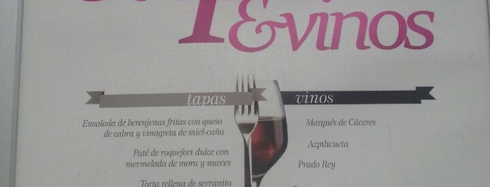 Capricho is one of Comer en Sevilla Este.