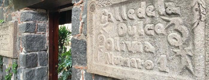 """Monumental casa De Emilio El """"Indio Fernández """" is one of Siguiente visita a CDMX."""