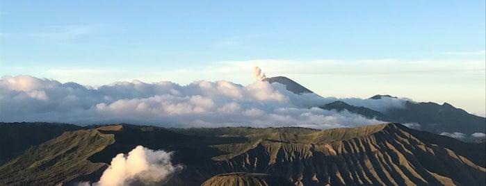Mount Bromo is one of Java / Indonesien.