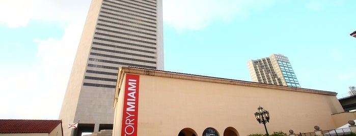 HistoryMiami is one of Miami.