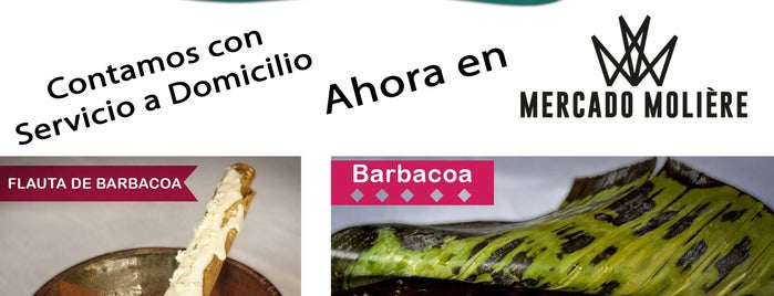 Barbacoa de Santiago Polanco is one of TimeOut.