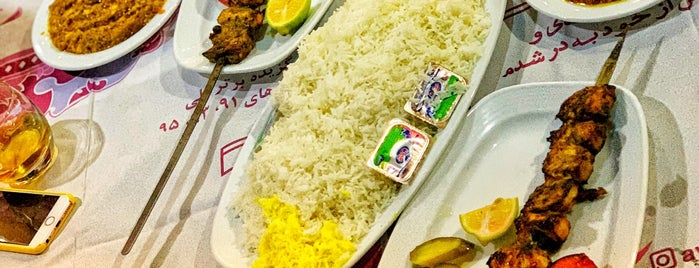 Aylar Restuarant | باغ رستوران آيلار is one of Kuchen.