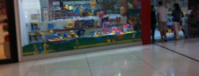 Ri Happy is one of Shopping Park Europeu.