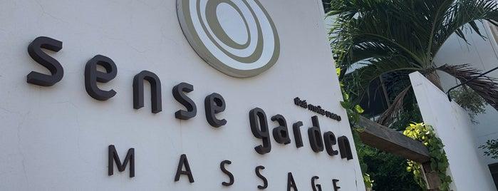 Sense Massage & Spa is one of 치앙마이.