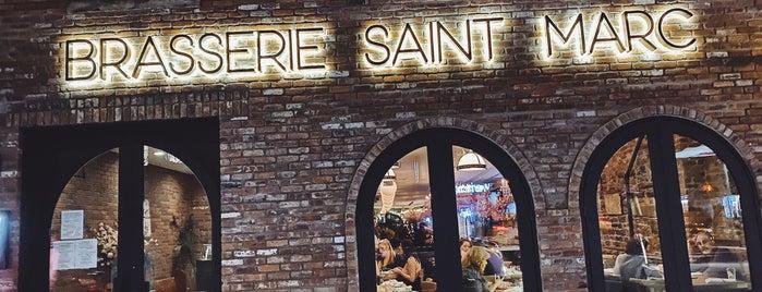 Brasserie Saint Marc is one of Gotta Gos.