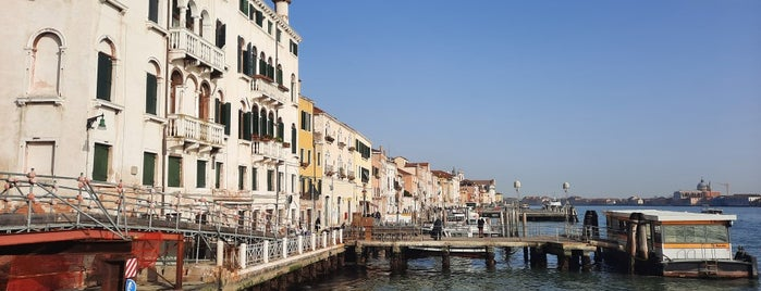 Dorsoduro is one of Venice.