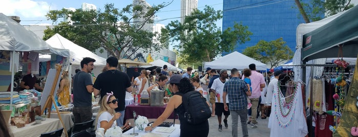 The Miami Flea is one of Miami - Museums & Entertainment.