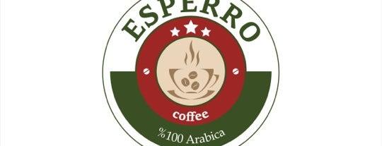 Esperro is one of Erdal : понравившиеся места.