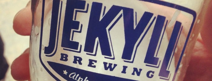 Jekyll Brewing is one of Breweries or Bust 3.