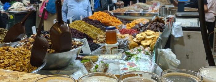 Beer Bazaar Jerusalem is one of Tempat yang Disukai David.