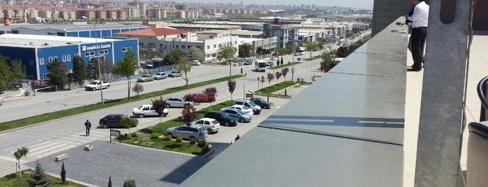 Sincan OSB is one of Tempat yang Disukai Duygudyg.
