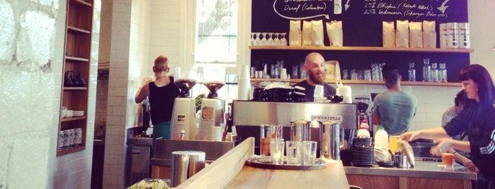West Juliett is one of Sydney for coffee-loving design nerds.