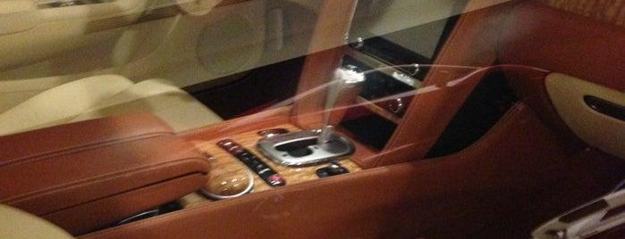 Bentley's Grill is one of Doha.