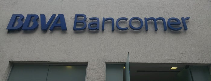 BBVA Bancomer is one of Tato 님이 좋아한 장소.