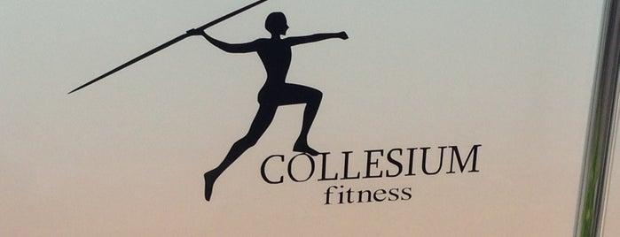 Collesium Body & Fitness is one of Locais salvos de Merve.