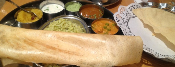 Sagar Vegetarian is one of Food in London.