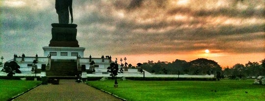 Phutthamonthon is one of World Traveling via Instagram.