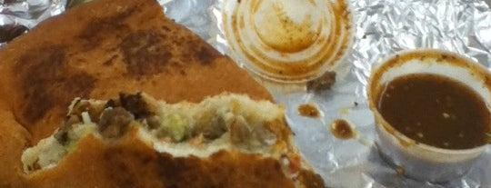 Tacos Marquitos is one of สถานที่ที่บันทึกไว้ของ Lina.