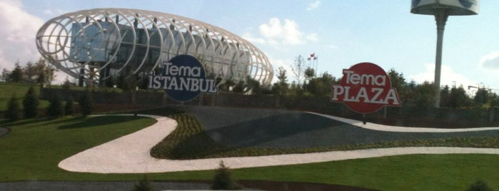 Tema İstanbul is one of Lugares favoritos de Nilay.
