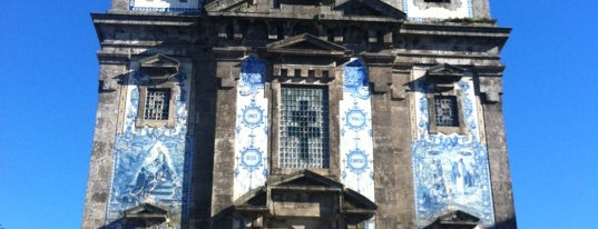 Igreja de Santo Ildefonso is one of Porto.