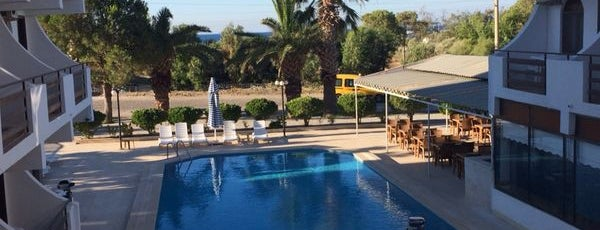 Mulka hotel is one of สถานที่ที่บันทึกไว้ของ Onur Emre🔱.