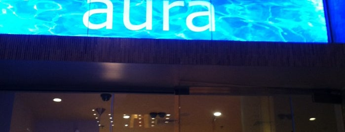 Spa Aura is one of spas.