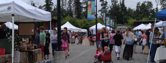 Sammamish Farmers Market is one of Seattle.