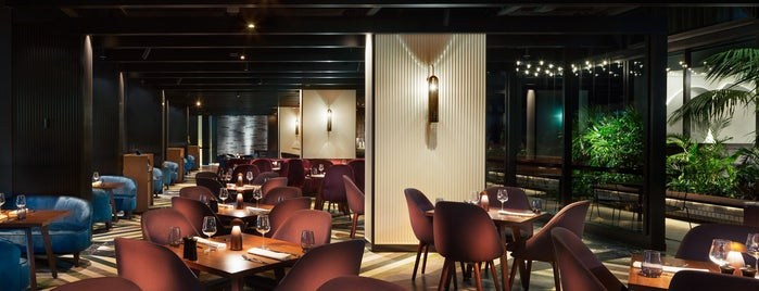 Solander Dining and Bar is one of Sydney, NSW.