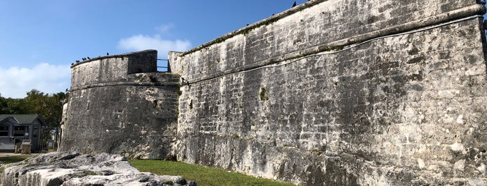 Fort Fincastle is one of around the world.