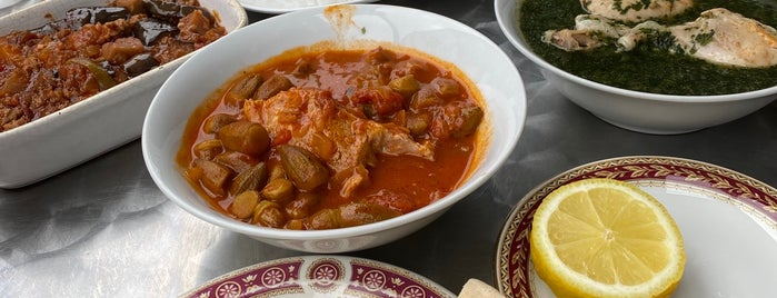 Ali Baba Restaurant is one of CuisinesOfLondon.