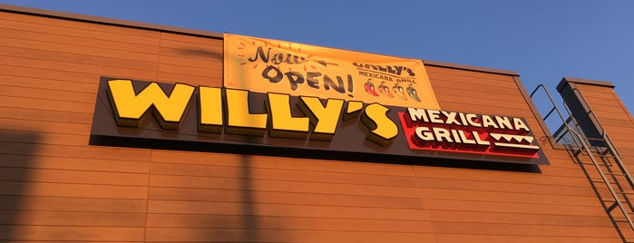 Willy's Mexicana Grill is one of Robertさんの保存済みスポット.